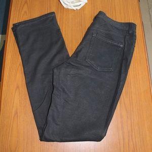 Gloria Vanderbilt Black Cotton Stretch Jean Pants